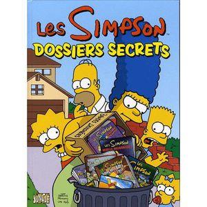 Les simpson tome 7 achat vente livre scott m gimple oscar gonzalez loyo jungle parution 19 - Bande dessinee simpson ...
