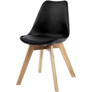 Chaises achat vente chaises pas cher les soldes sur for 6 chaises scandinaves