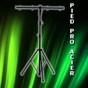 PACK SONO Portique pour 8 jeux de lumière jusqu'à 2,8m SL002