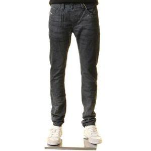 JEANS Jeans Diesel Homme, Modèle THAVAR 0841C Bleu/Gris.
