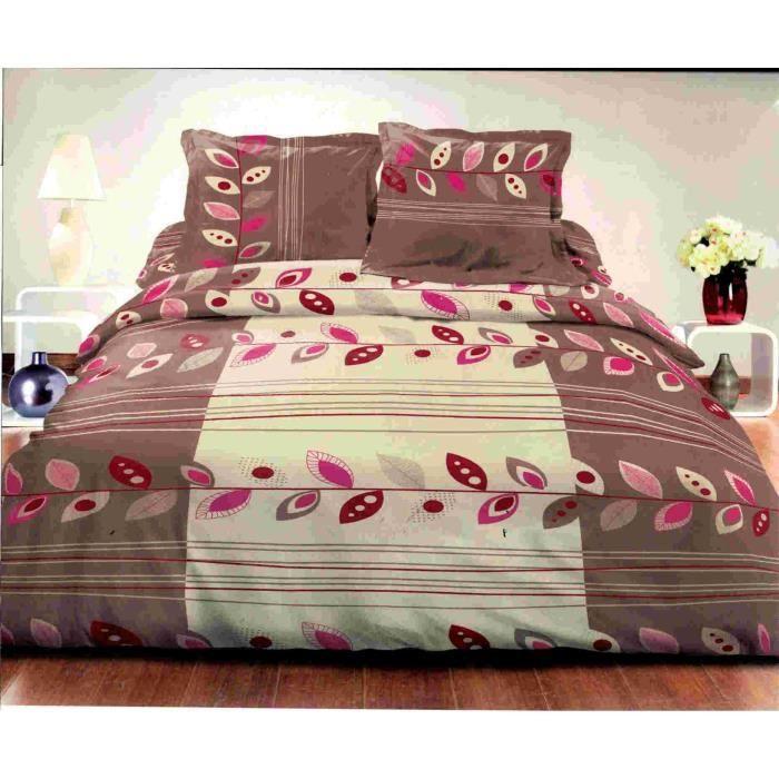 parure de couette 220x240 housse de couette 220x240 pur coton achat vente parure de couette. Black Bedroom Furniture Sets. Home Design Ideas