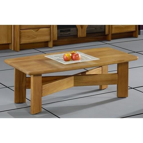 Table basse olympe orme massif orme achat vente for Table basse orme massif