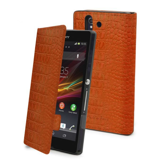 etui housse sony xperia z officiel quot made for xp achat vente etui housse sony xperia z o