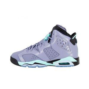 BASKET Basket Nike AIR JORDAN Retro 6 GG (GS) 543390 508. ‹›