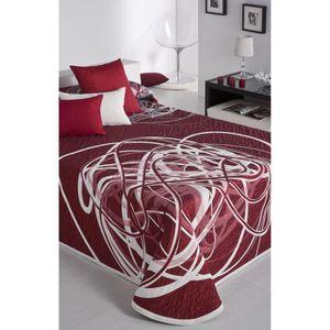 couvre lit jet de lit achat vente couvre lit jet de lit pas cher cdiscount page 82. Black Bedroom Furniture Sets. Home Design Ideas