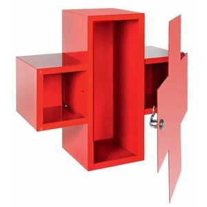 armoire a fermeture a cle achat vente armoire a fermeture a cle pas cher cdiscount. Black Bedroom Furniture Sets. Home Design Ideas