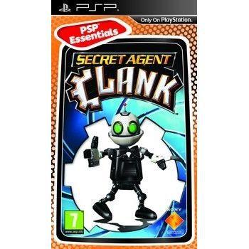 JEU PSP SECRET AGENT CLANK / JEU CONSOLE PSP