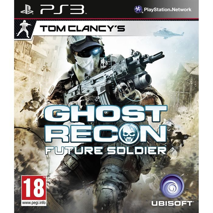 ghost recon jeu playstation -#main