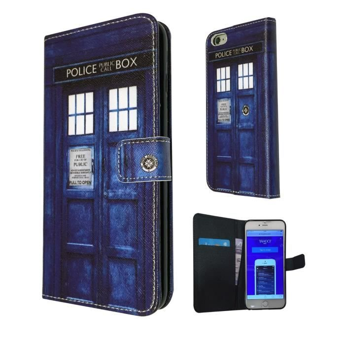 Coque Iphone S Doctor Who