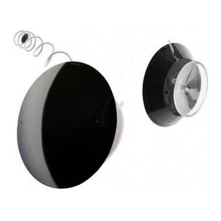 radio de douche tactile noir radio cd cassette prix pas. Black Bedroom Furniture Sets. Home Design Ideas