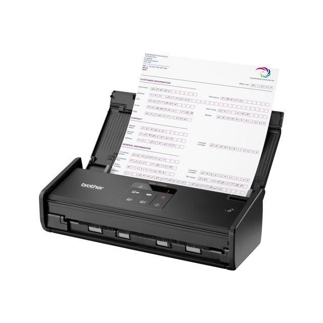 scanner brother ads 1100w achat vente scanner scanner. Black Bedroom Furniture Sets. Home Design Ideas