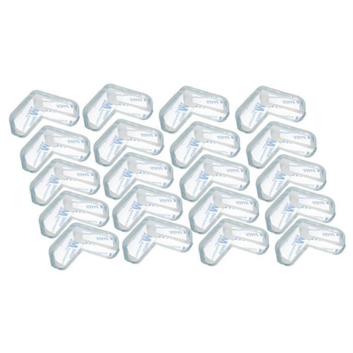 20x prot ge d 39 angle pour meuble en silicone achat for Pret caf pour meuble