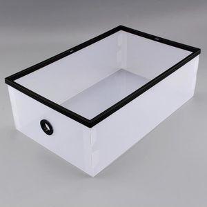 boite de rangement 2 tiroir achat vente boite de. Black Bedroom Furniture Sets. Home Design Ideas