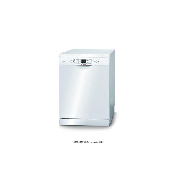 lave vaisselle 60cm bosch sms54m22eu achat vente lave vaisselle soldes cdiscount. Black Bedroom Furniture Sets. Home Design Ideas