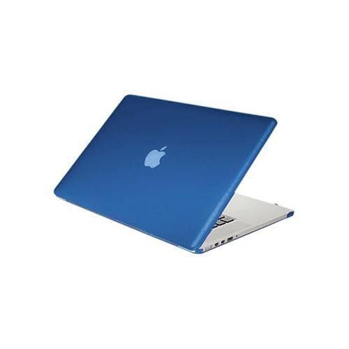 coque rigide macbook pro 13 bleu achat coque bumper pas cher avis et meilleur prix cdiscount. Black Bedroom Furniture Sets. Home Design Ideas