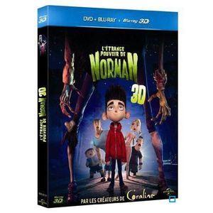 BLU-RAY FILM Blu-Ray L'étrange pouvoir de Norman