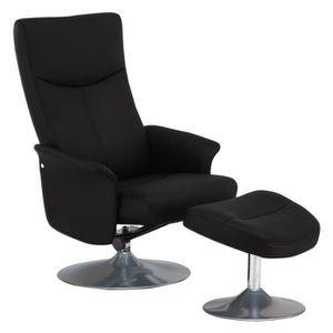 fauteuil qui s allonge achat vente fauteuil qui s allonge pas cher cdiscount. Black Bedroom Furniture Sets. Home Design Ideas