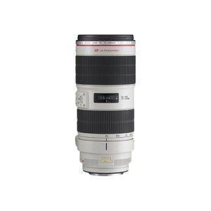 OBJECTIF Canon EF - Téléobjectif zoom - 70 mm - 200 mm - f…