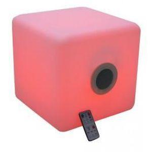 cube lumineux a led pour l 39 exterieur avec haut achat. Black Bedroom Furniture Sets. Home Design Ideas