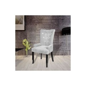 chaises de salle a manger capitonne achat vente chaises de salle a manger capitonne pas cher. Black Bedroom Furniture Sets. Home Design Ideas