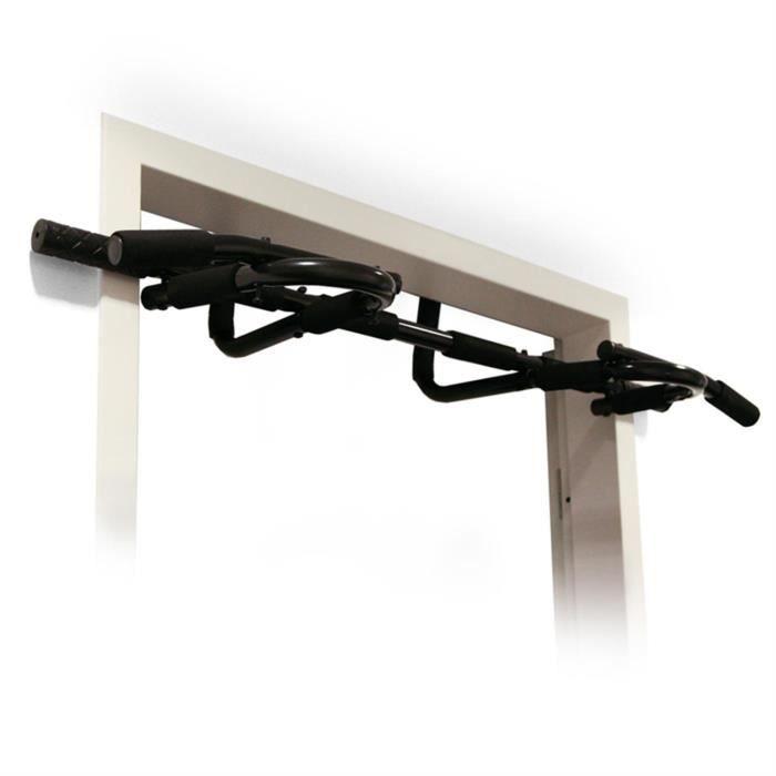 klarfit barre de traction 6 prises encadrement porte prix pas cher cadeaux de no l cdiscount. Black Bedroom Furniture Sets. Home Design Ideas