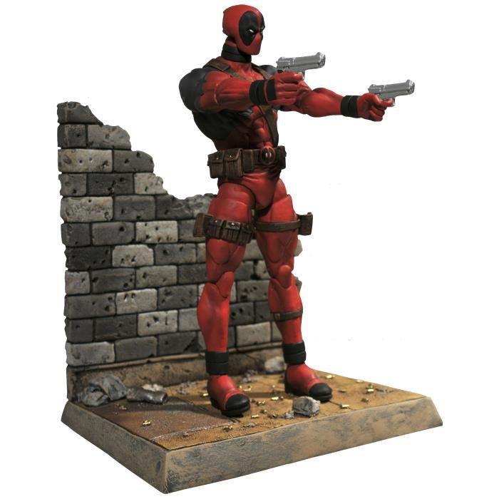 Funko  Figurine Bande Dessinée  Pop  Marvel  Deadpool Multicolore  pas
