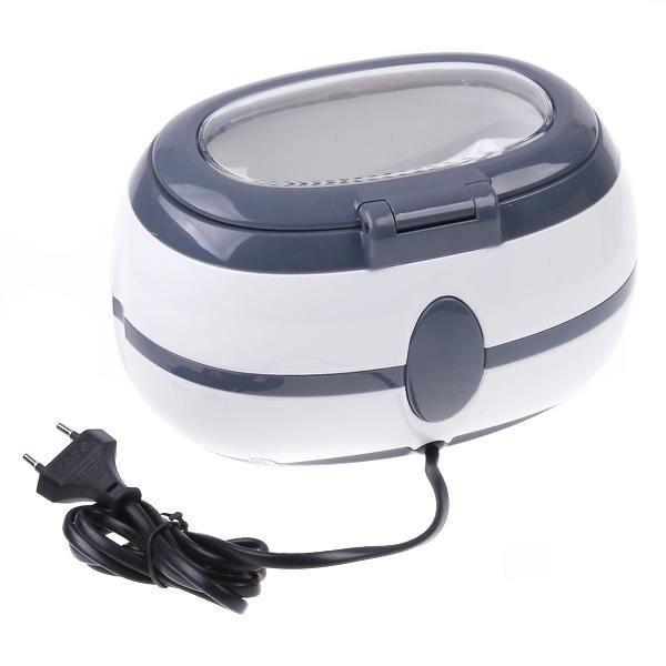 nettoyeur ultrasonique pour bijoux dents montres lunettes. Black Bedroom Furniture Sets. Home Design Ideas