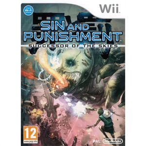 JEUX WII SIN AND PUNISHMENT