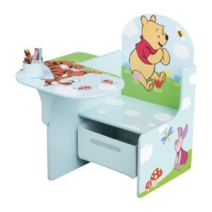 BUREAU BÉBÉ - ENFANT Bureau chaise Winnie l'Ourson,45,7 x 57,8 x 58,4 c