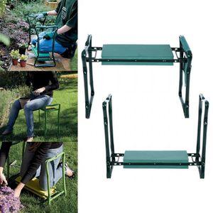tabouret de jardinage achat vente tabouret de jardinage pas cher cdiscount. Black Bedroom Furniture Sets. Home Design Ideas