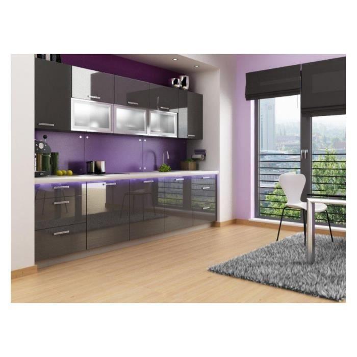 cuisine acrilico effet beton achat vente cuisine. Black Bedroom Furniture Sets. Home Design Ideas