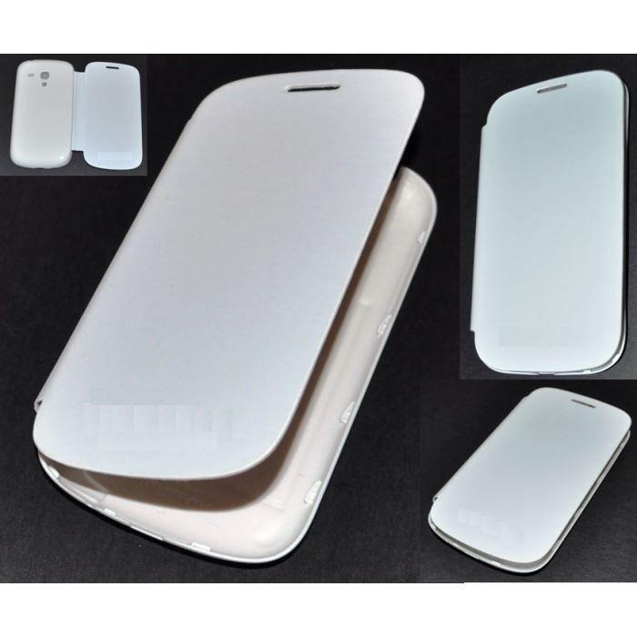 Samsung trend lite coque - Portable samsung galaxy trend lite blanc ...