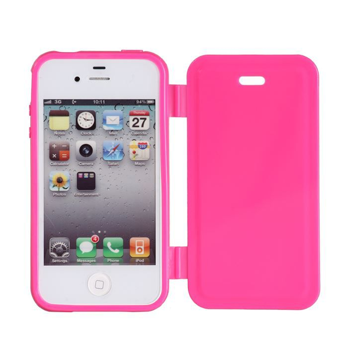 Housse chaussette housse coque pochette silicone pour for Housse iphone 4s