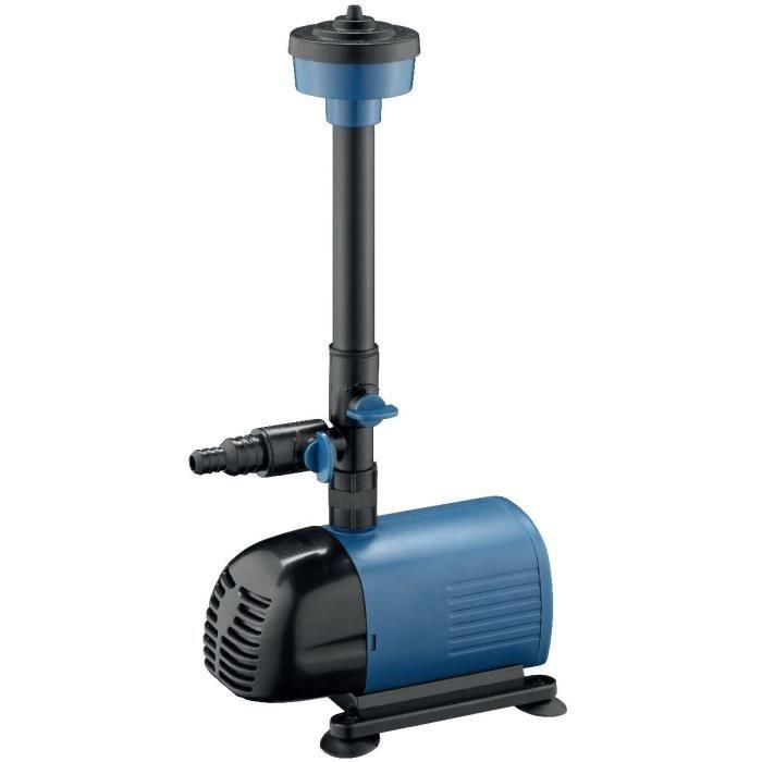 Pompe de bassin hy50 fluxe 50w 2m h 0 25 bar achat for Pompe bassin exterieur