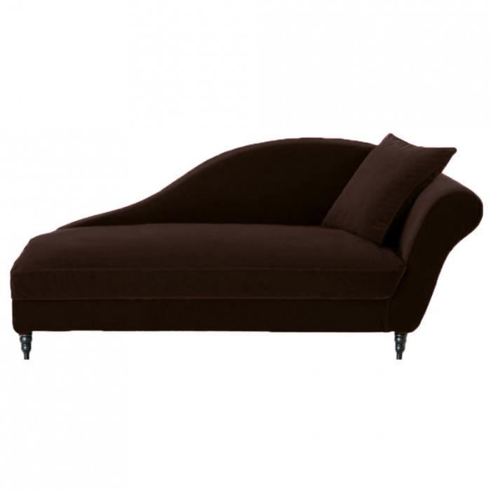 belle m ridienne en velours achat vente m ridienne belle m ridienne en velours prix. Black Bedroom Furniture Sets. Home Design Ideas