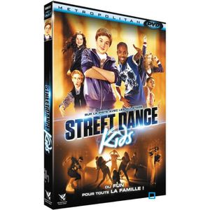 DVD FILM DVD Street dance kids