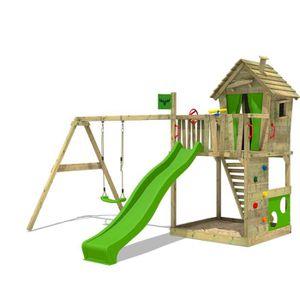 aire de jeux enfant achat vente pas cher les soldes. Black Bedroom Furniture Sets. Home Design Ideas