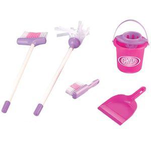 kit de menage pour enfant achat vente jeux et jouets pas chers. Black Bedroom Furniture Sets. Home Design Ideas