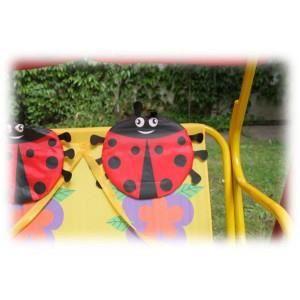 balancelle de jardin pour enfant achat vente balancelle balancelle de jardin pour cdiscount. Black Bedroom Furniture Sets. Home Design Ideas