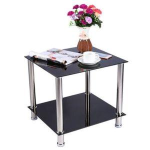 Table plexiglas achat vente table plexiglas pas cher for Table d appoint verre