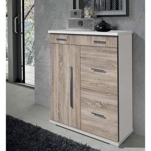 meuble a chaussure 2 portes 1 tiroir achat vente meuble a chaussure 2 portes 1 tiroir pas. Black Bedroom Furniture Sets. Home Design Ideas
