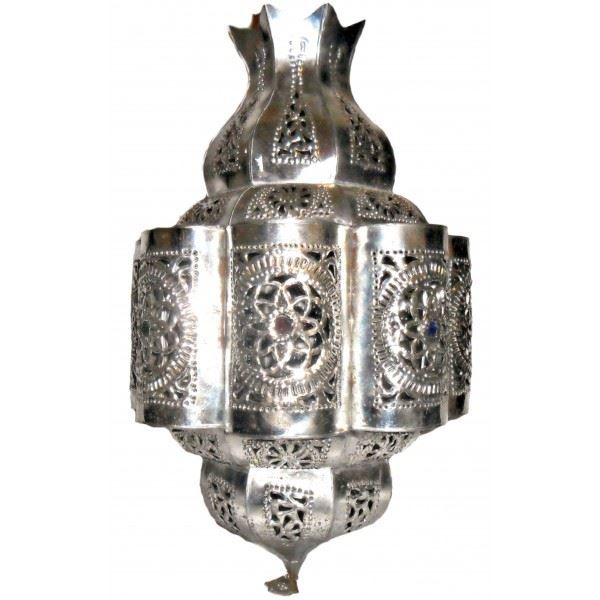 grande lampe plafonnier lustre marocain argent achat vente grande lampe plafonnier lus. Black Bedroom Furniture Sets. Home Design Ideas