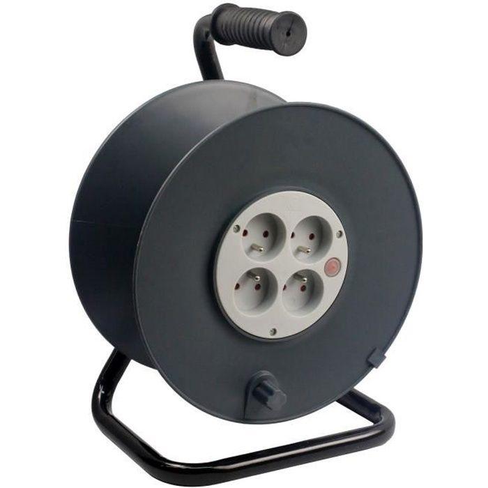 Enrouleur sans c ble achat vente enrouleur cdiscount - Enrouleur electrique vide ...