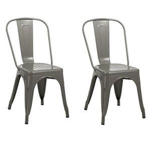 CHAISE 2 chaises de cuisine salon salle à manger design m