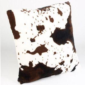 Coussin Motif Vache 45 x 45 cm