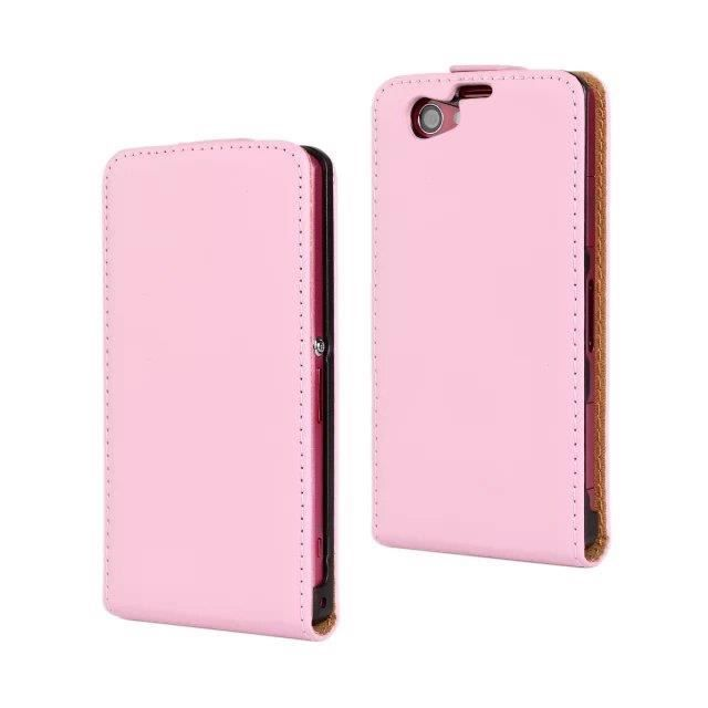 Tui housse coque sony xperia z1 compact rose achat for Housse xperia x compact