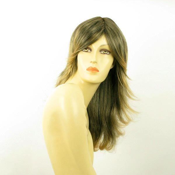 perruque femme longue cendr e dalila 1bt24b achat vente perruque postiche perruque femme. Black Bedroom Furniture Sets. Home Design Ideas