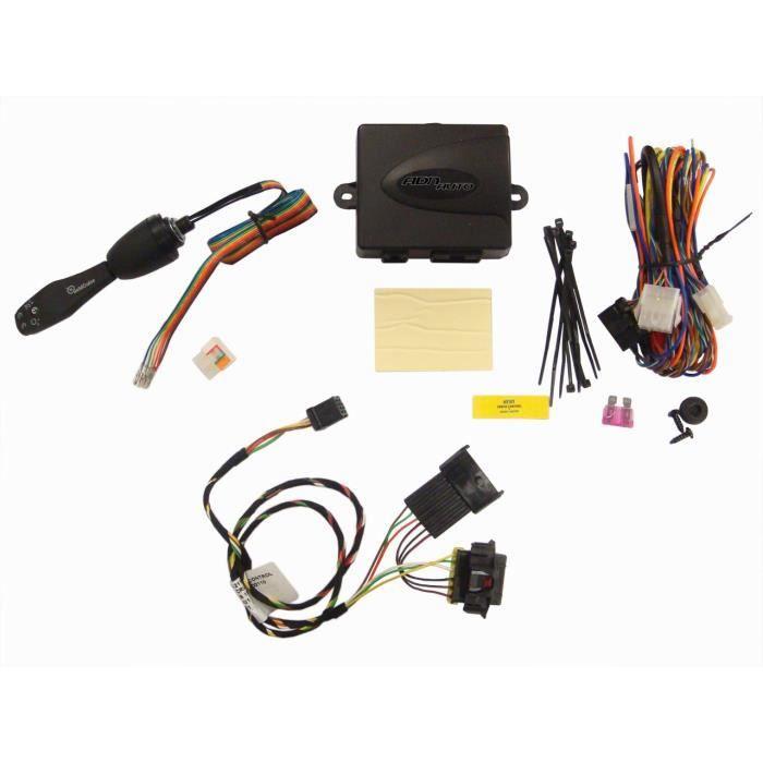 spidcontrol jeep patriot ap07 kit regulateur de vitesse specifique achat vente regulateur. Black Bedroom Furniture Sets. Home Design Ideas