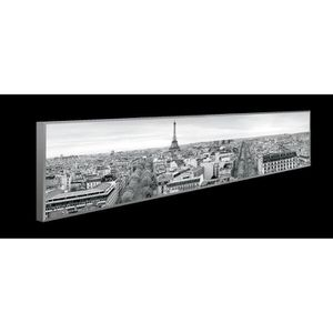 cadre noir et blanc paris achat vente cadre noir et blanc paris pas cher cdiscount. Black Bedroom Furniture Sets. Home Design Ideas