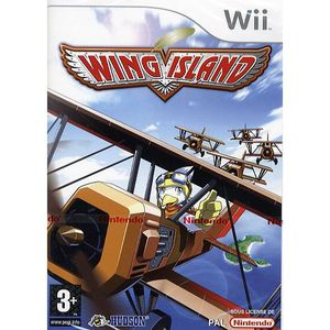 JEUX WII WING ISLAND / JEU CONSOLE NINTENDO Wii